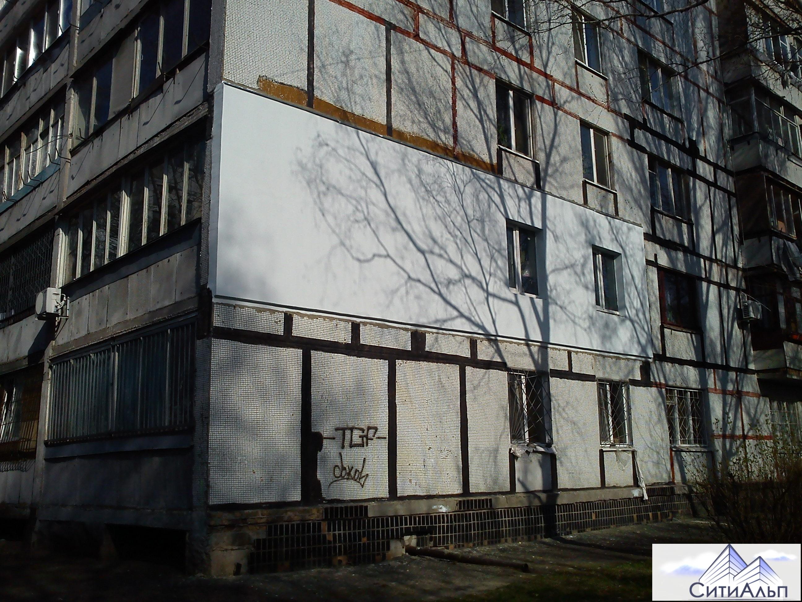 Облицовка фасада штукатурка или камень